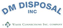 DM Disposal web