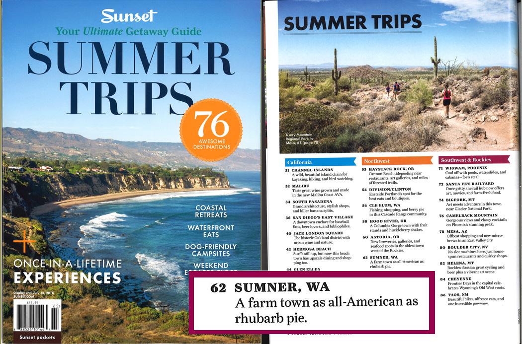 Sunset Summer Trips 2016- highlight