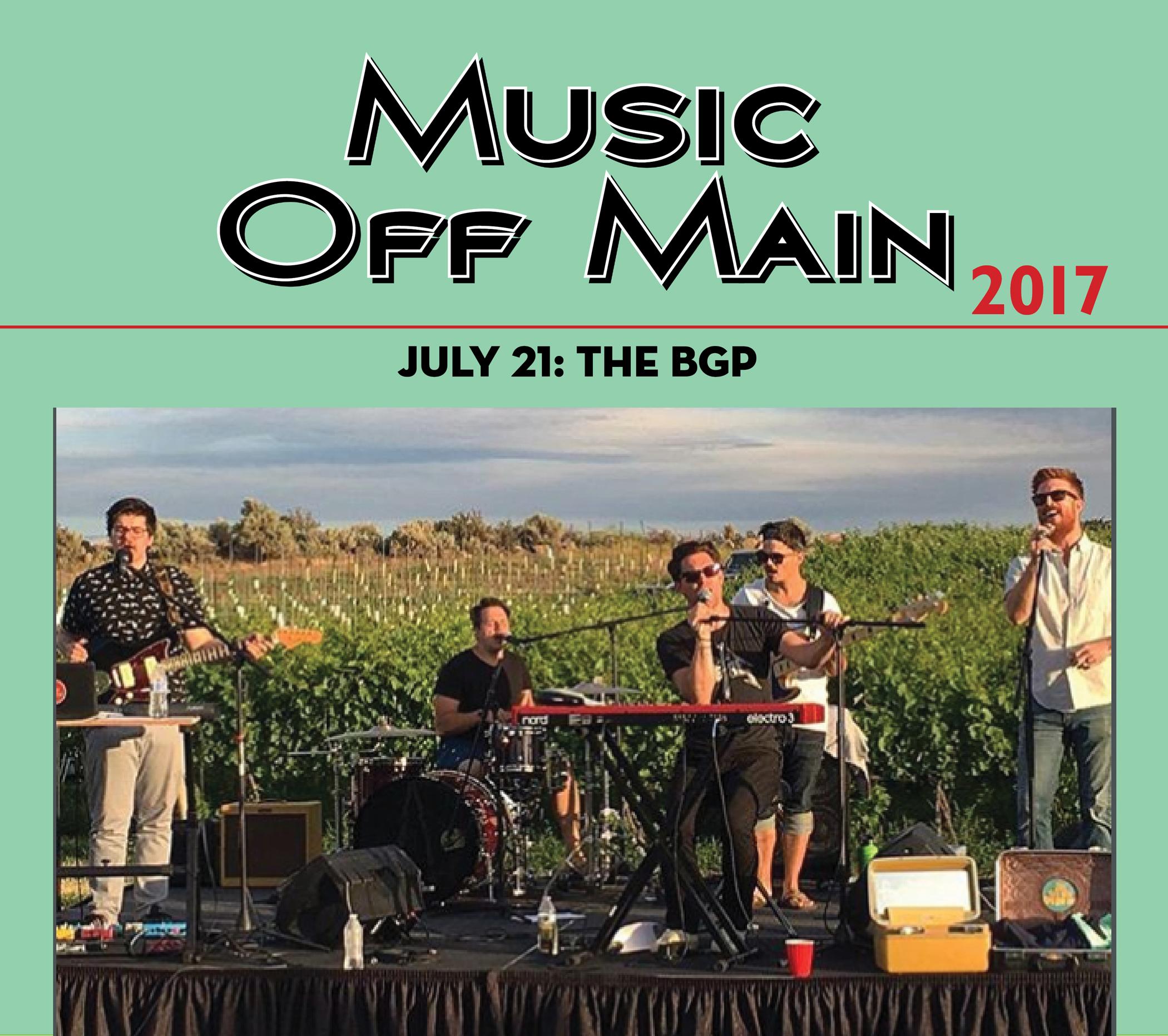 2017 Music BGP