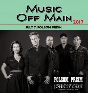 2017 Music Folsom