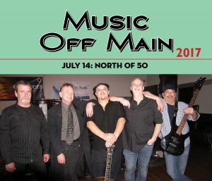 2017 Music North of 50