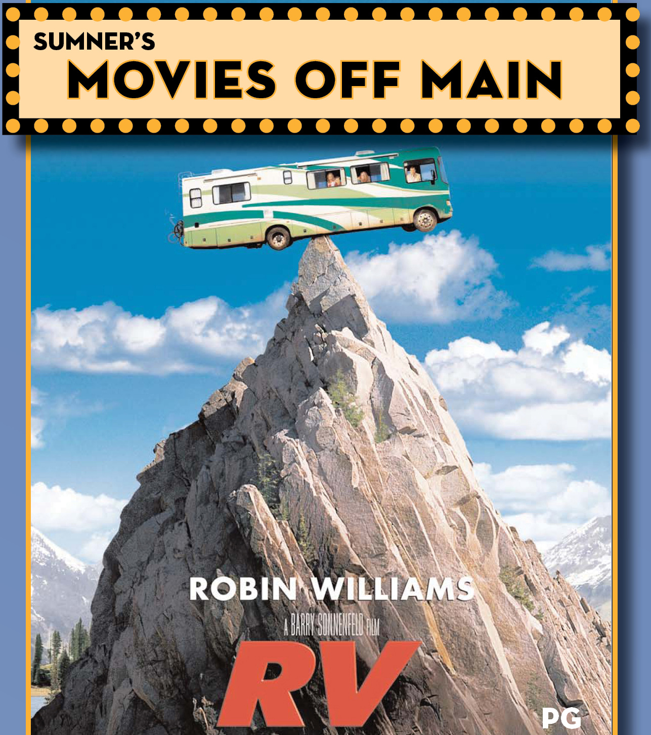 2017 movie RV