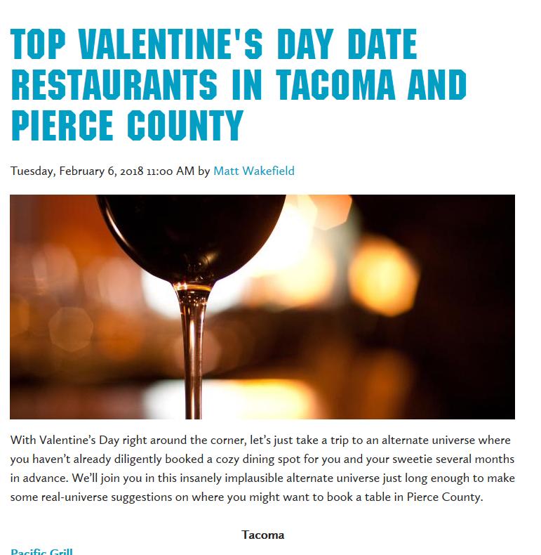 Best Valentine S Day Date Sumner Restaurants Sumner Washington
