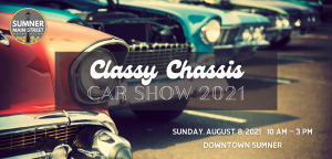 CLASSY CHASSIS CAR SHOW 2021 @ Downtown Main Street